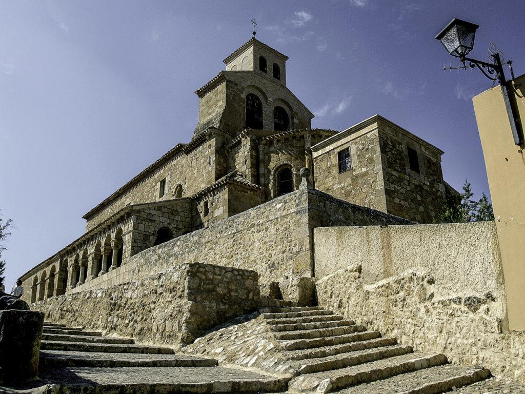 San Esteban de Gormaz Iglesia de Nuestra Señora del Rivero