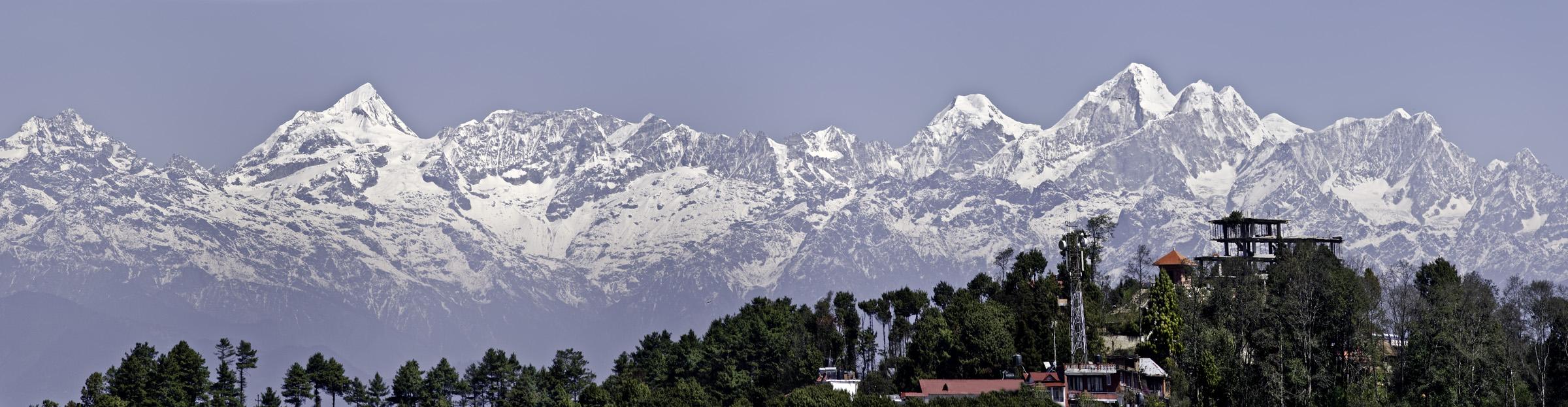 Himalayas Nagarcot 07