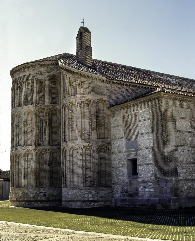 Iglesia de Nuestra Señora de la Asuncion en Muriel de Zapardiel