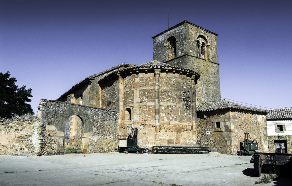 Peroniel del Campo Iglesia de San Martín de Tours