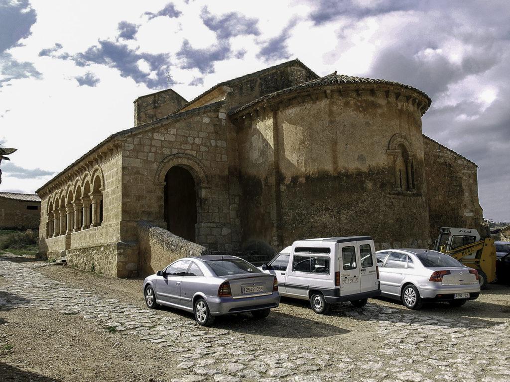 Rejas de San Esteban Iglesia de San Martin