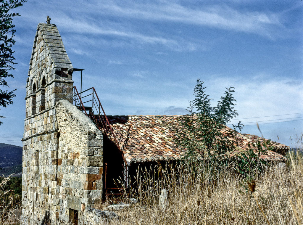 Iglesia de San Martin en Sobrepenilla